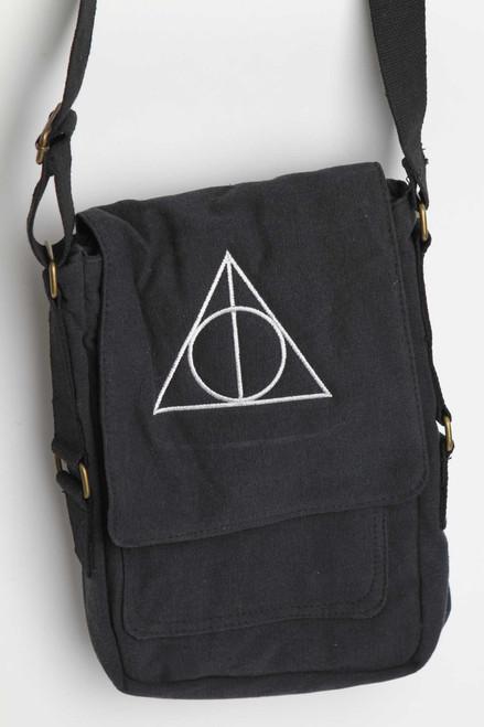 Deathly Hallows Tech Bag