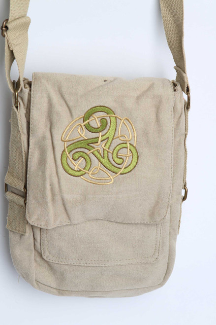 Celtic Trinity Tech Bag