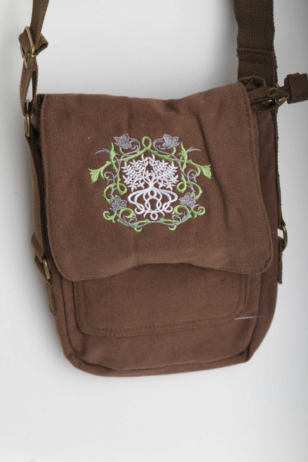 Elven Tree of Life Tech Bag