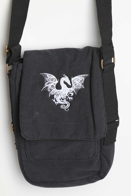 Etheral Dragon Tech Bag