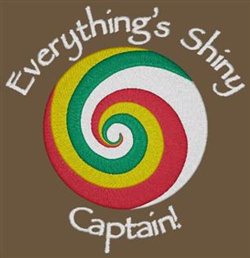 Everything's Shiny Captain Tech Bag