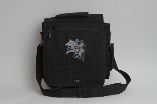 Celtic Wolf Engineer Bag