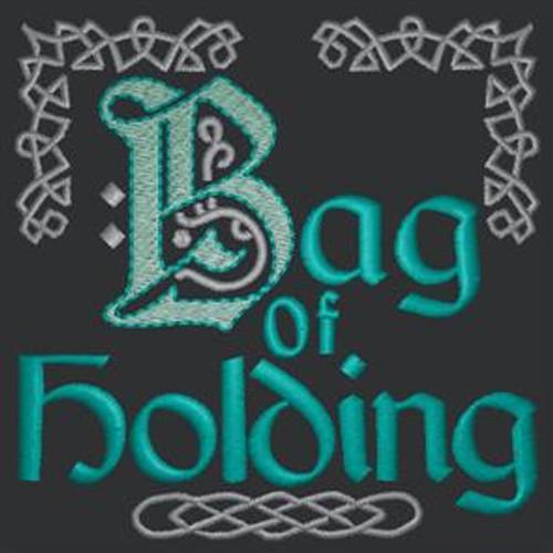 Bag of Holding Dice Bag