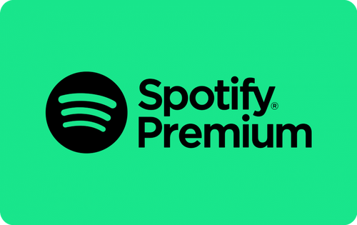 Spotify £30 Credit (3 Month)