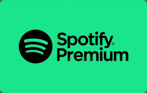 Spotify £10 Credit (1 Month)