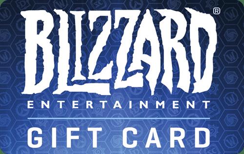 Blizzard Battle.Net £15 Credit