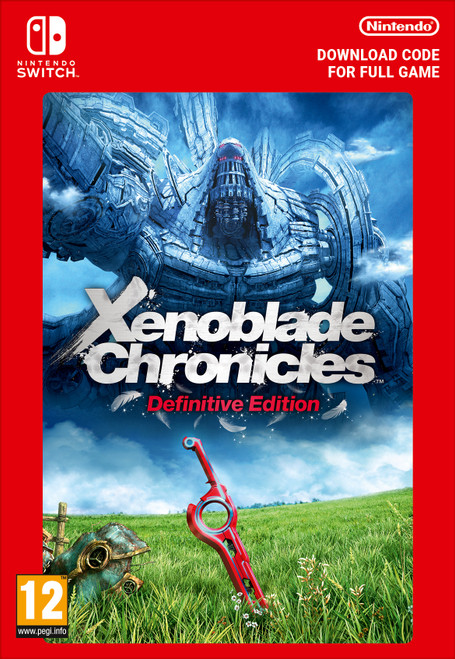 Xenoblade Chronicles Definitive Edition