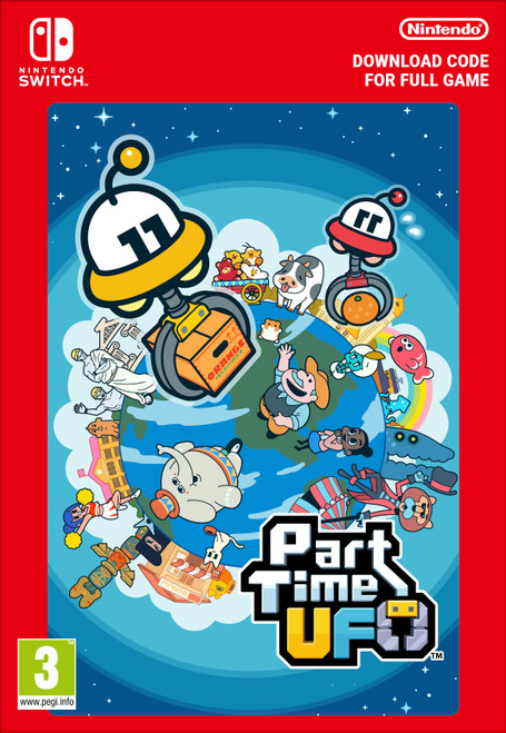 Nintendo Part Time UFO