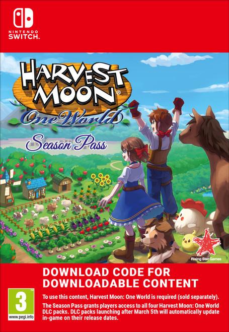Harvest Moon One World Season Pass - Nintendo Switch