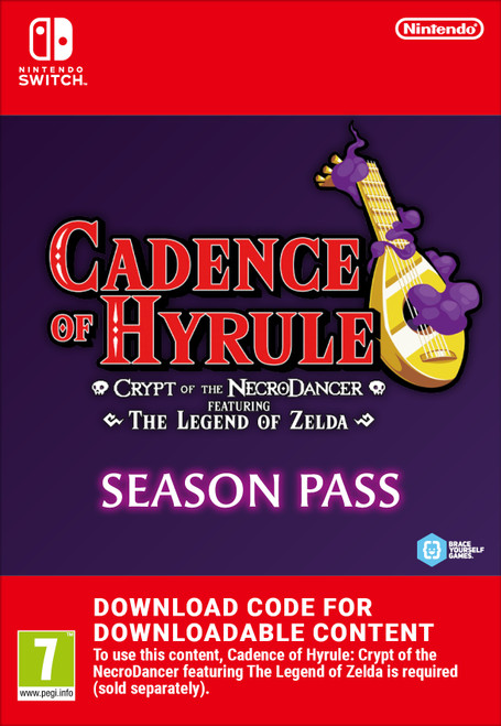 Nintendo Cadence of Hyrule Season Pass