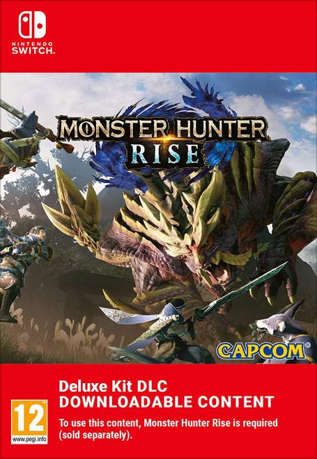 Monster Hunter Rise Deluxe Kit - Nintendo Switch