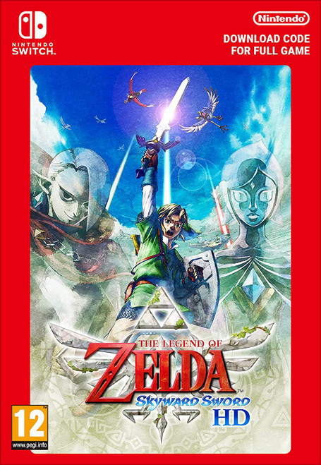 The Legend of Zelda: Skyward Sword - Nintendo Switch