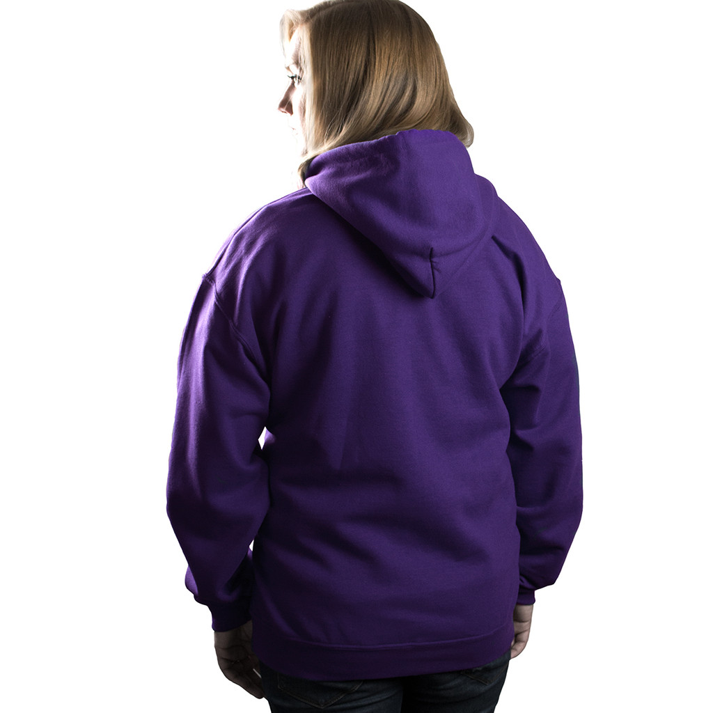 Wage Hope PanCAN Pull Over Hoodie/Unisex/For Her