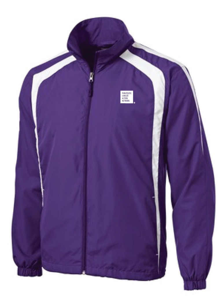 Pancreatic Cancer Awareness Wind Jacket/Unisex/For Her