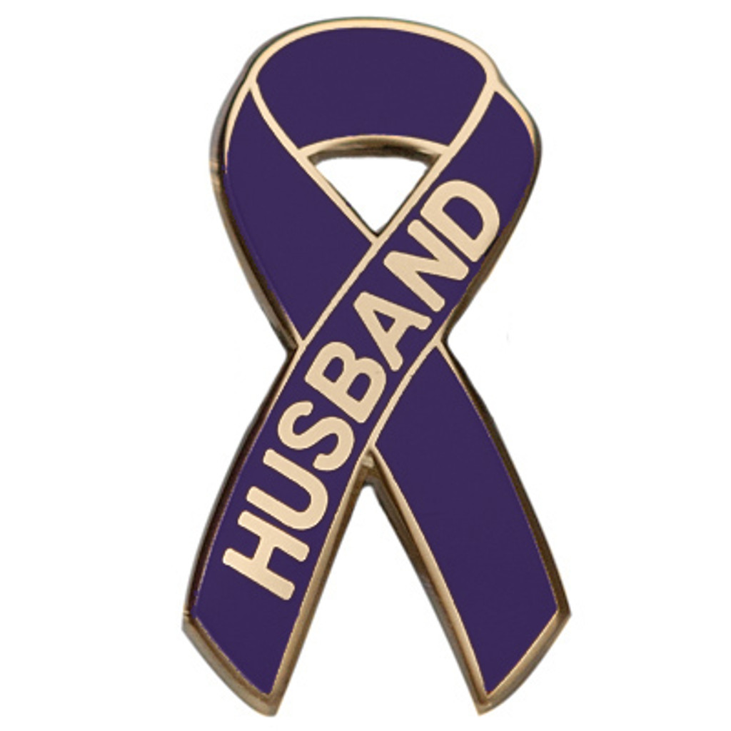 Lapel Pin - Husband