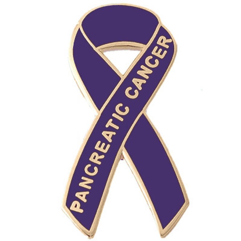 Lapel Pin - Pancreatic Cancer