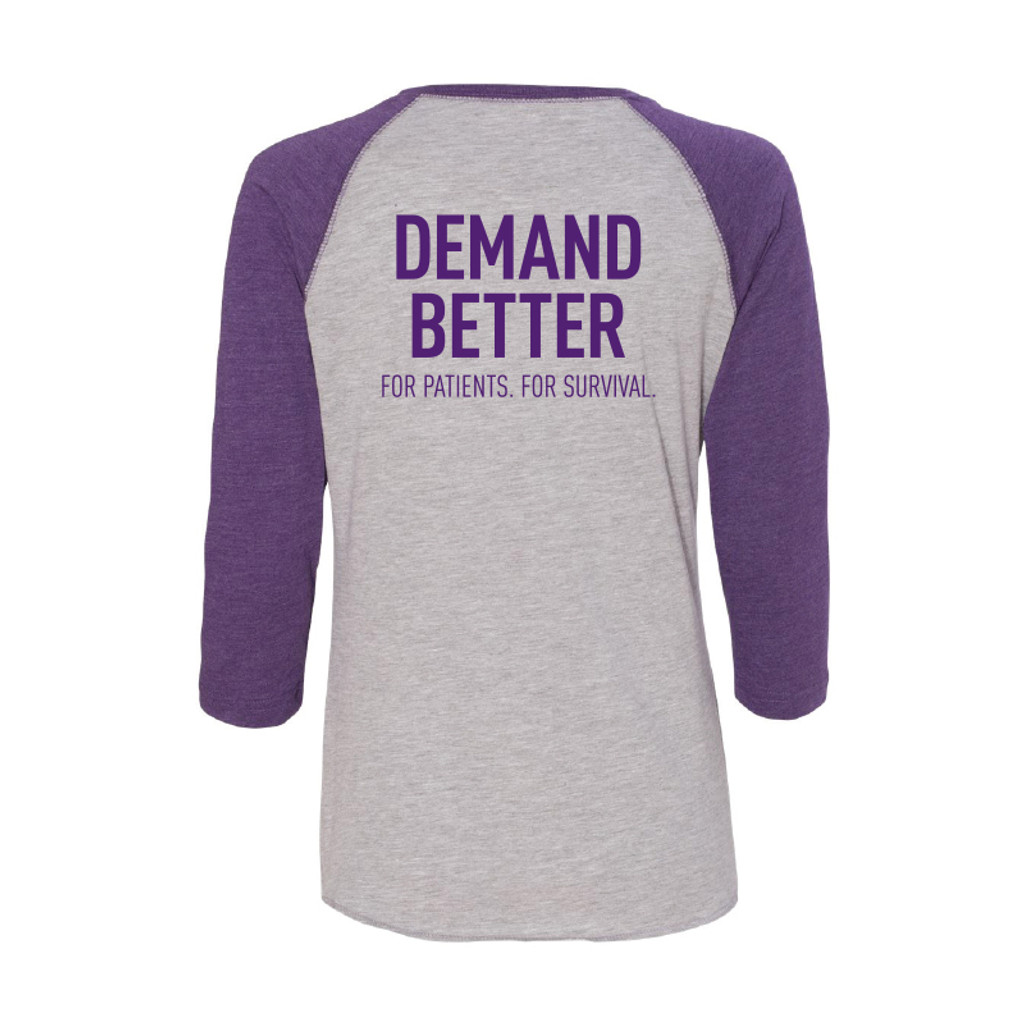 Demand Better Baseball Jersey Unisex For Her