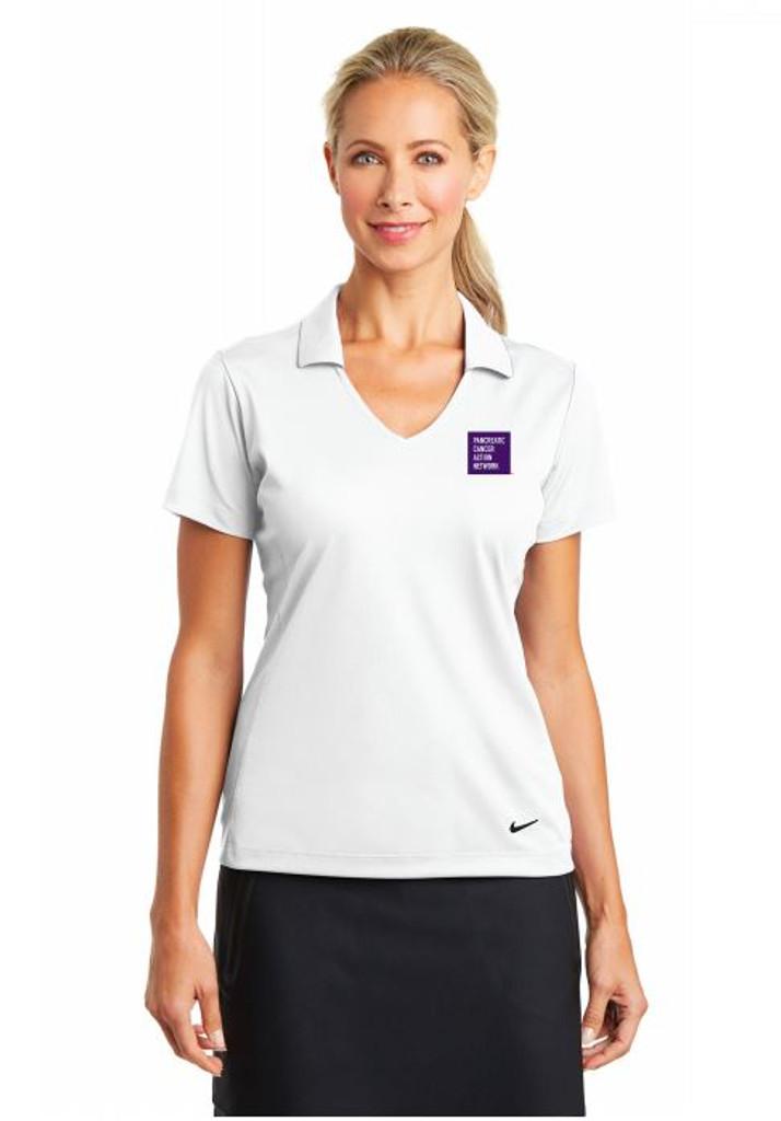 Pancreatic Cancer Awareness Nike Polo - Ladies
