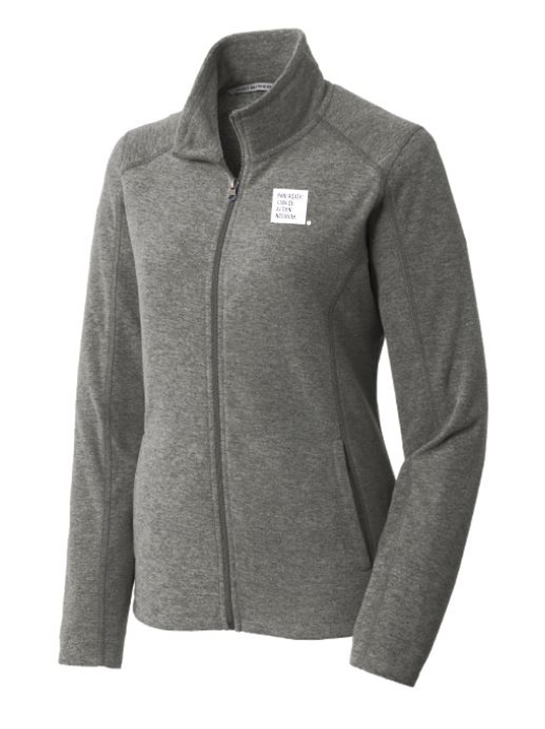 Light Weight Microfleece Jacket/Ladies