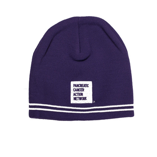 Pancreatic Cancer Awareness Headwear - Knit Beanie