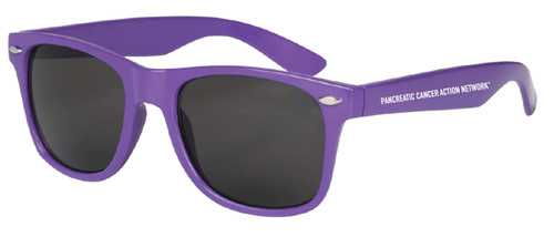 Event Day Fun! Pancreatic Cancer Awareness Sunglasses