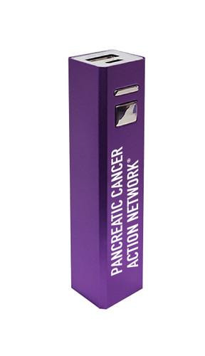 Pancreatic Cancer Awareness Power Bank