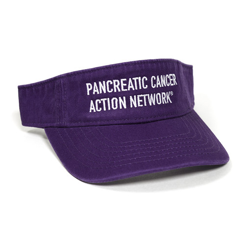 Pancreatic Cancer Awareness Headwear - Visor