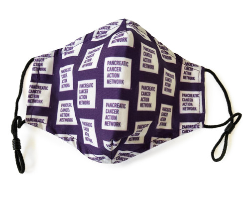 Awareness Face Mask - Pancreatic Cancer Action Network