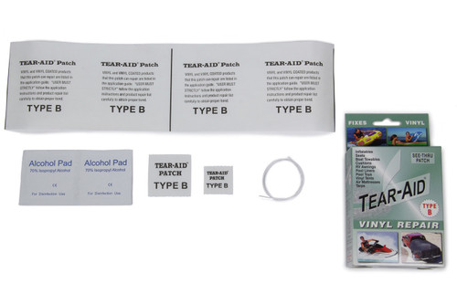 Tear Repair Kit  SHU10005 Shurtrax All Weather Traction