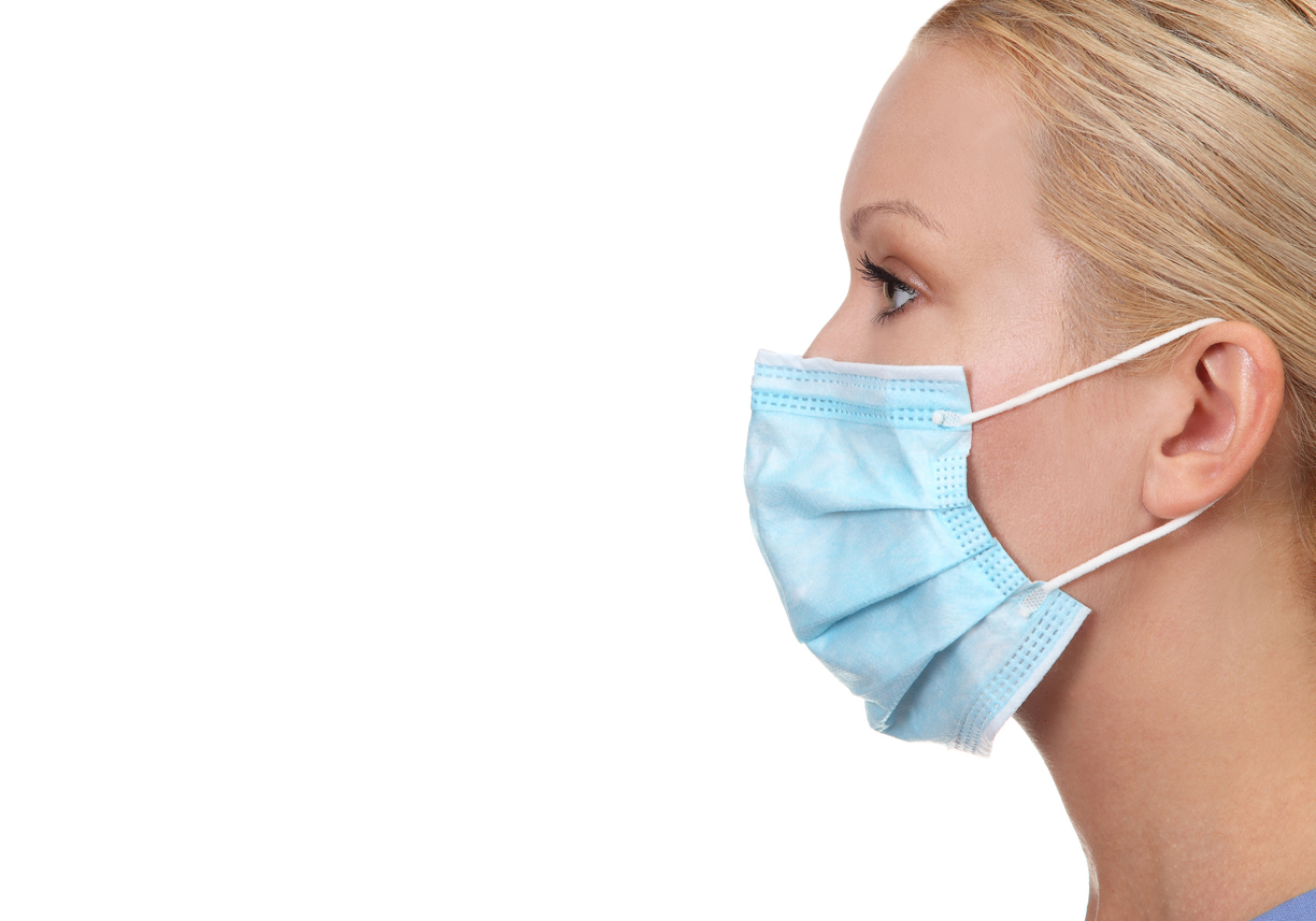 How to wear a face mask correctly during the COVID pandemic