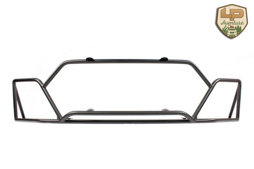 2013-2014 OUTBACK BIG BUMPER GUARD W/HD POWDER COAT BLACK