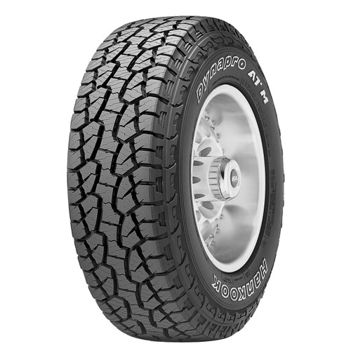 Hankook All-Terrian Dynapro AT-M RF10 Tyres 235/60/16 Fitted