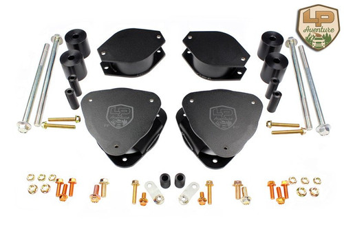 2009-2014 FORESTER LIFT KIT 38mm W/HD POWDER COATING