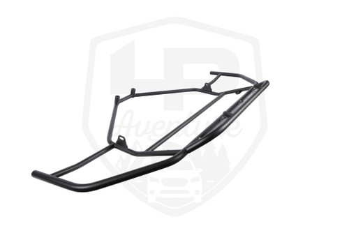 2019+ FORESTER SMALL BUMPER GUARD POWDER COATED INCLUDES DEFLECTIONPLATE