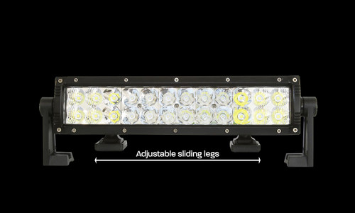 POWERFUL COMPACT DUAL ROW LED LIGHT BAR