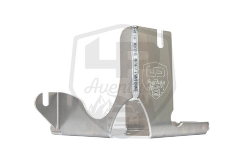 REAR DIFF SKID PLATE