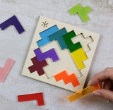 Square Pentomino Puzzle