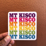 Mount Kisco Sticker