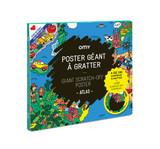 giant scratch off | atlas