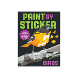 paint by sticker: birds