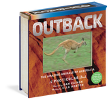 Outback The Amazing Animals of Australia: A Photicular Book