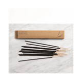 hand-dipped charcoal incense
