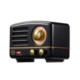 bluetooth speaker  + fm radio  - black