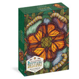 the illustrated bestiary puzzle: monarch