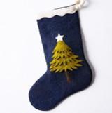 christmas tree stocking