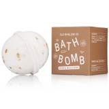 oatmeal milk + honey bath bomb