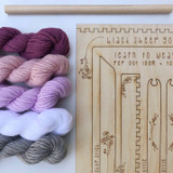 DIY tapestry kit | orchid