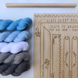 DIY tapestry kit | cloud