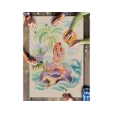 Tropical Mermaid - 1000 Piece Puzzle