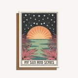 my sun and stars card